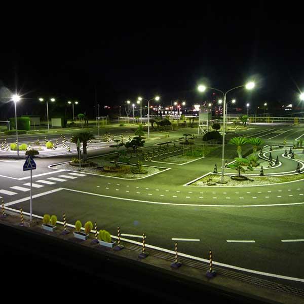 コース夜景