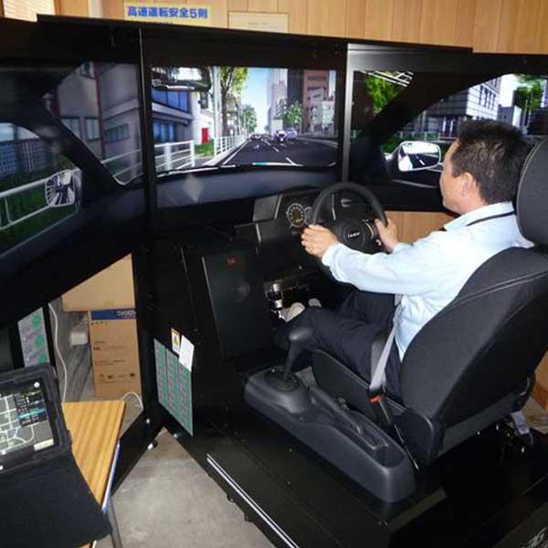 運転シミュレーター2